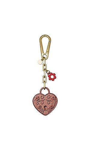 Michael Michael Kors Women`s Metal Heart Lock Charm