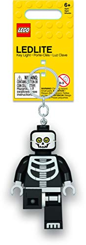 LEGO KE137 Monsters Skeleton Keylight Llavero