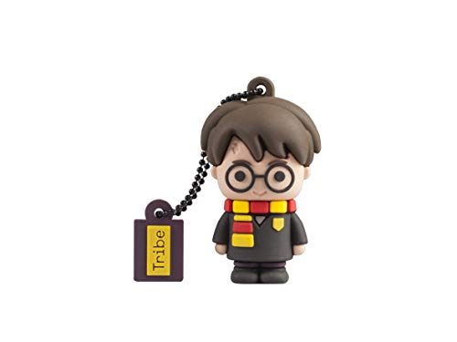 Llave USB 32 GB Harry Potter - Memoria Flash Drive Original Harry Potter, Tribe...