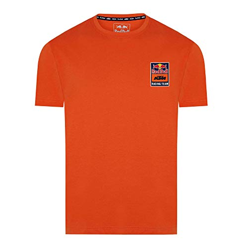 Red Bull KTM Backprint Camiseta, Hombres X-Large - Original Merchandise