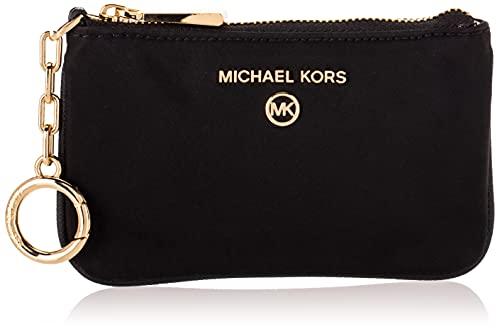 MICHAEL Michael Kors Jet Set Charm Extra Small Key Card Case Black One Size