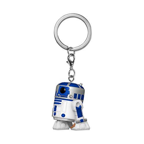 Funko - Figura Pop Keychain: Star Wars - R2-D2 (53058)