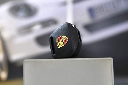 Porsche Cabezal de llave + lámpara + escudo 911 964 993 924 928 944 959 968