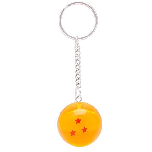 Hiinice Dragon Ball Llavero Colgando Colgante De Resina Transparente Bolas...
