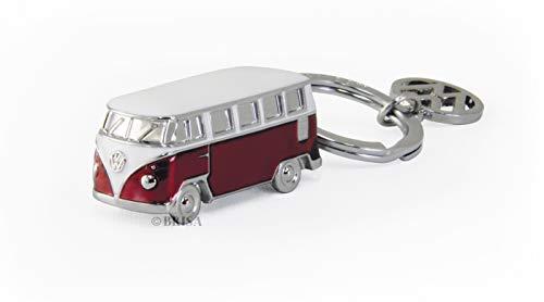 Brisa VW Collection - Volkswagen Furgoneta Hippie Bus T1 Van Llavero 3D Vintage...