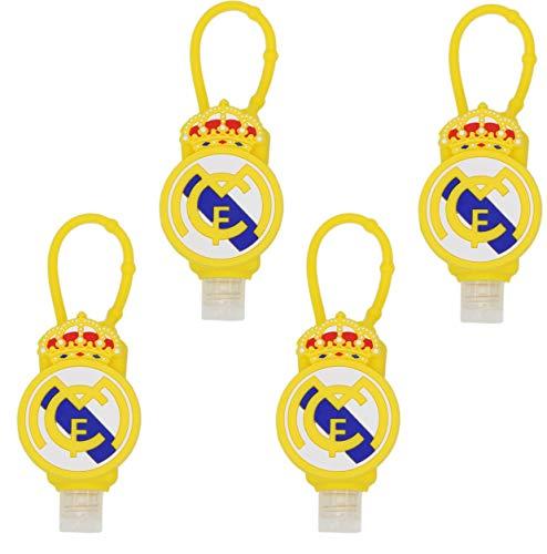 4 Botella de Viaje Futbol Real Madrid - ECONOMANIA STORE