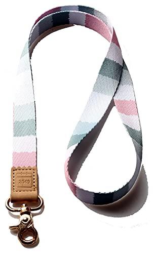 Cordones para el cuello, llavero largo, cordones para niñas, cordón para el...