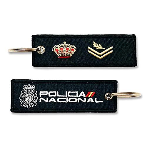 Llavero CNP Cuerpo Nacional de Policía Divisas (Policía)