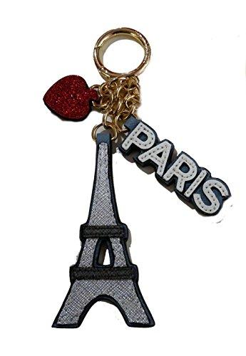 Michael Kors Llavero con diseño de la ciudad de París