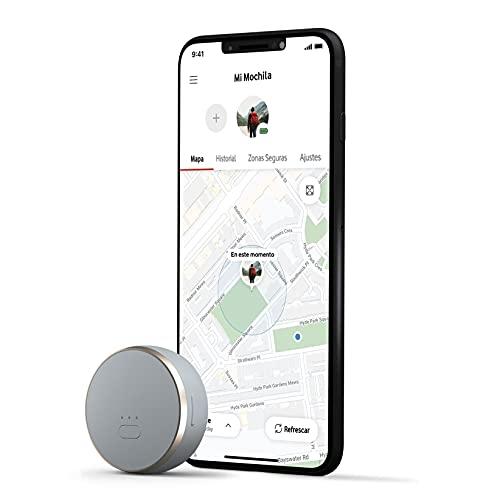 Curve, el localizador GPS Inteligente y Ligero para tu Mochila, Mascota, Coche,...