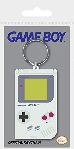 Pyramid International Nintendo - Llavero Gameboy, Multicolor, 4 x 6 x 1.3 cm...