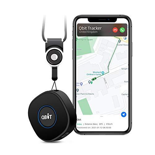 Localizador GPS Niños, Mini Dispositivo De Rastreo En Tiempo Real Mini GPS...