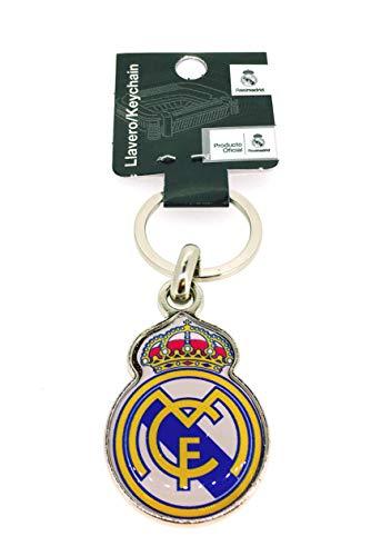 Gemelolandia Llavero Real Madrid Club de Fútbol Producto Oficial   para Guardar...