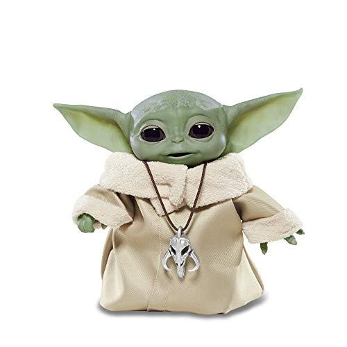 Star Wars Baby Yoda The Child Animatronic, Hasbro F11195L0