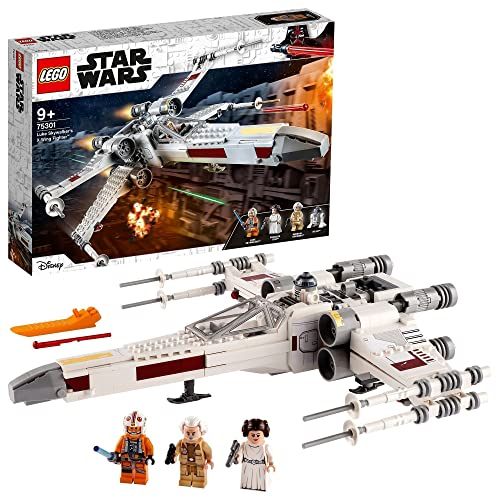 LEGO75301StarWarsCazaala-XdeLukeSkywalkerJuguetedeConstrucc...